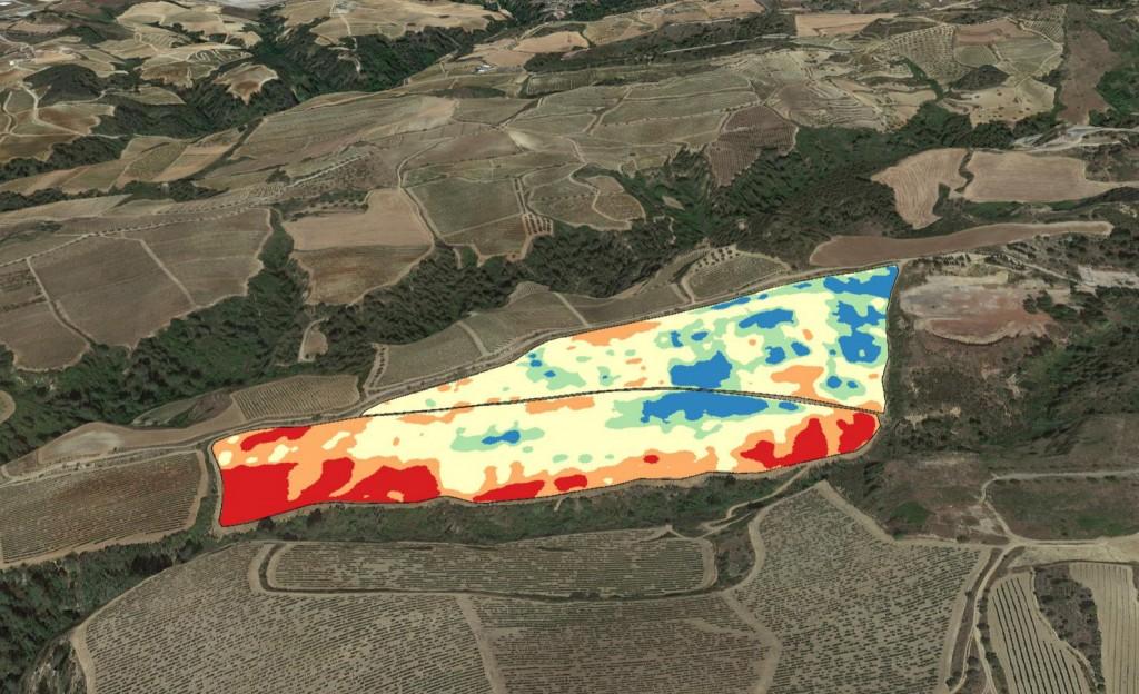 agricultura de precisió amb dron - teledetecció