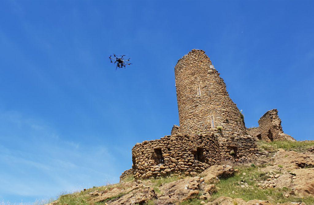 Audiovisuals amb dron: fotografia aèria