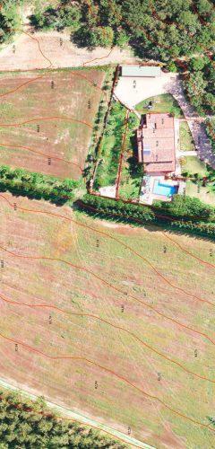 Topografia amb dron: restitució cartogràfica