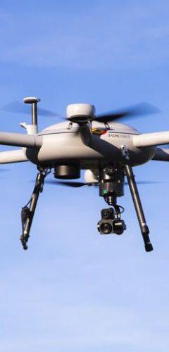 Seguretat amb dron - vigilància