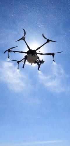 Serveis tècnics amb dron