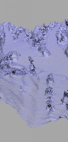 Topografia amb dron: càlcul de volums